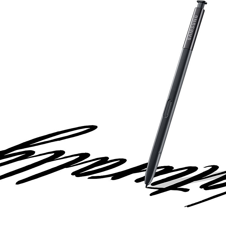 S Pen built to write naturally
