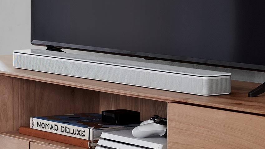 Loa Bose Soundbar 700 White