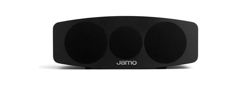 Loa Jamo C 10 CENT High Gloss Black