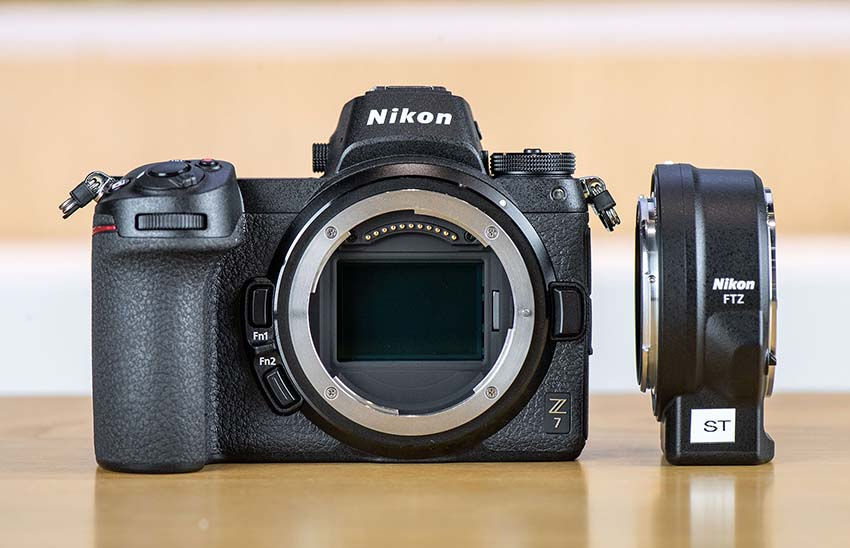 Nikon Z7 + Kit 24-70mm + Ngàm FTZ