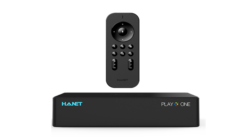 Đầu Hanet Play X one 1TB