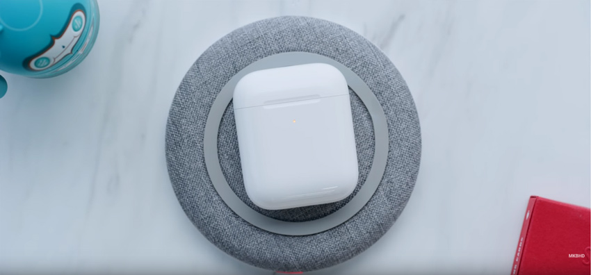 Tai nghe Apple Airpods 2 Wireless Charging Case