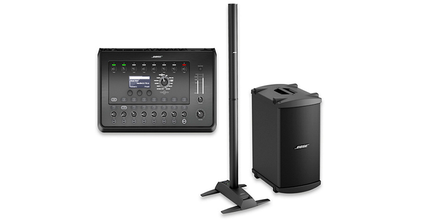 Bose L1 Model II system with B2 bass and ToneMatch T8S
