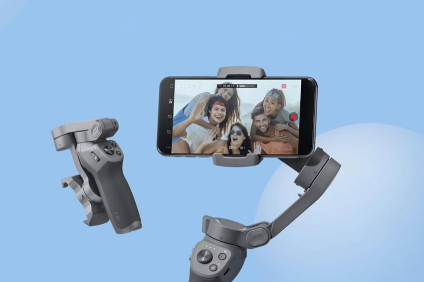 Bộ chống rung Osmo Mobile 3