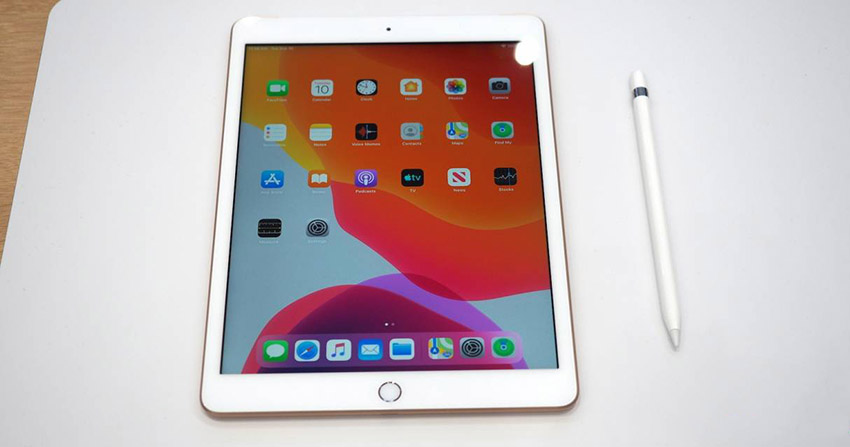 iPad 10.2 inch Wifi 32GB (2019) Gold