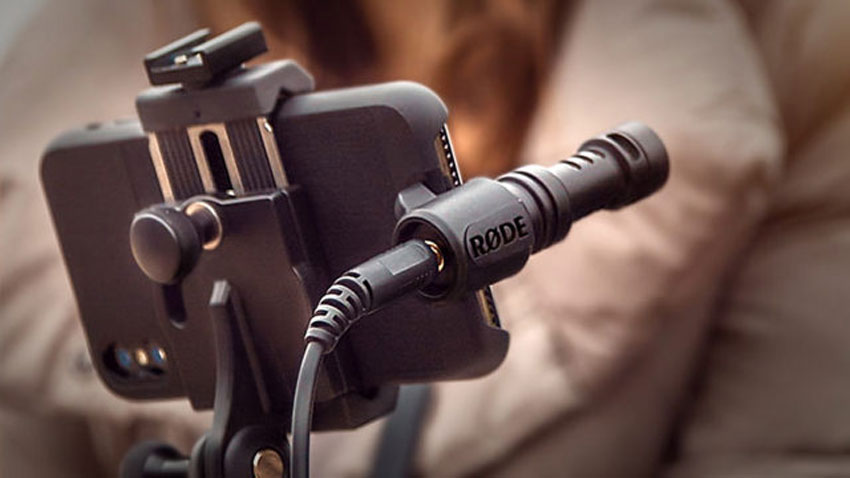Microphone Rode VideoMic ME-L