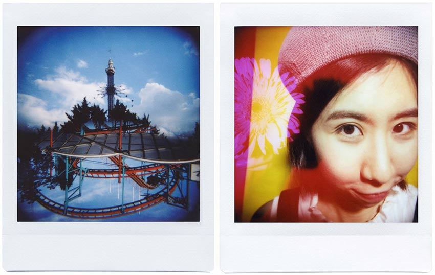 Lomography Diana Instant Square & Flash
