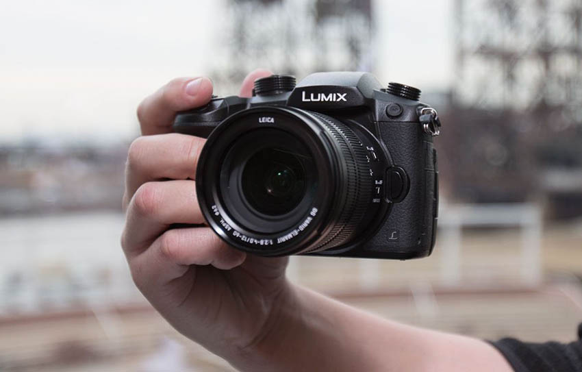 Panasonic Lumix DC-GH5 + 12-35mm