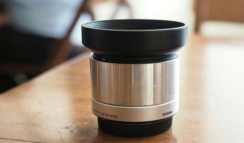 Sigma 60mm F2.8 EX DN Art For Micro Four Thirds
