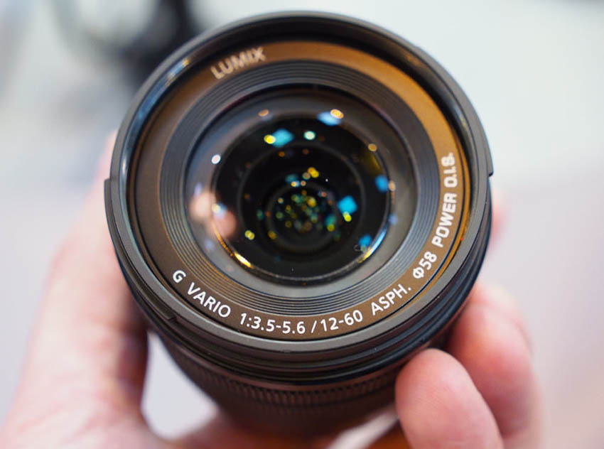 Panasonic Lumix G Vario 12-60mm F3.5-5.6 ASPH
