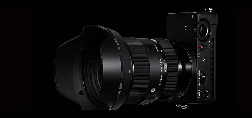 Sigma 24-70mm F2.8 DG DN Art for Sony E