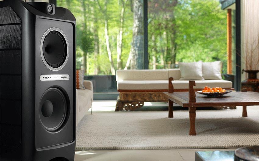 Loa Tannoy Kingdom Royal MKII