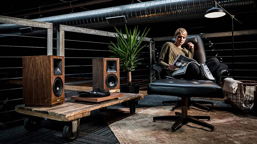 Loa Klipsch The Sixes