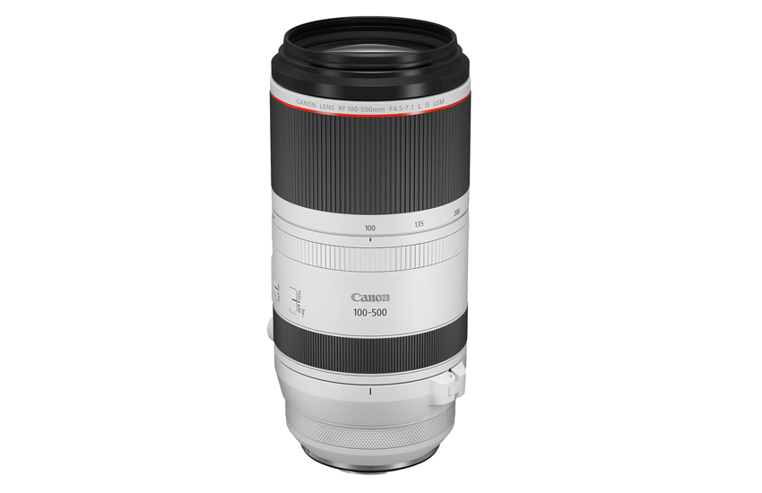 Canon RF 100-500mm F4.5-7.1L IS STM