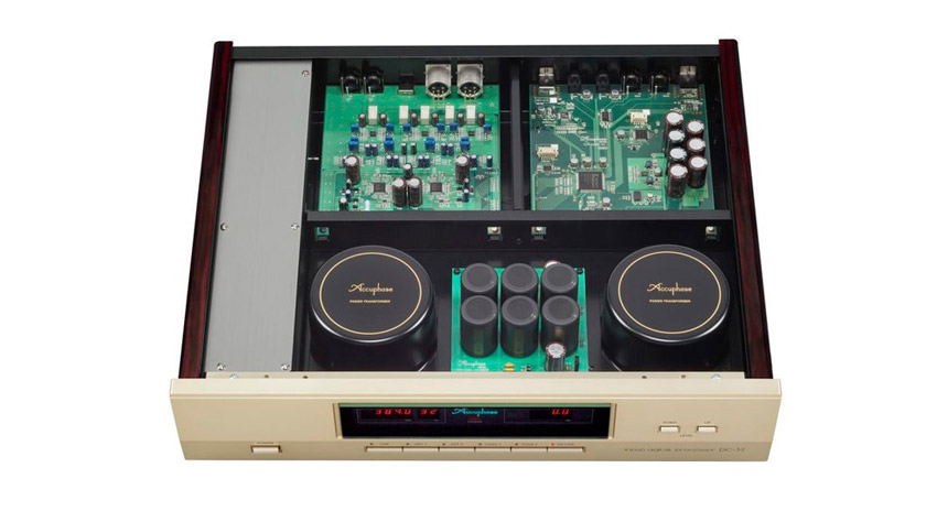 Digital Processor Accuphase DC-37