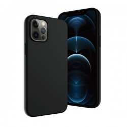 Ốp lưng SwitchEasy Skin for iPhone 12 / iPhone 12 Pro (6.1 inch) Black