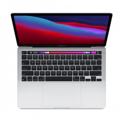 MacBook Pro M1 2020 - MYDC2 (13.3 inch/ Chip Apple M1/ RAM 8GB/ SSD 512GB) Silver