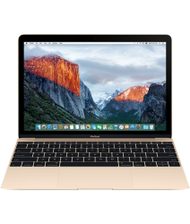 "Macbook 2016 - MLHE2 (12""/Core M 1.1GHz/ Ram 8GB/ SSD 256GB/ Gold)"