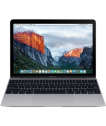 "Macbook 2016 - MLH72 (12""/ Core M 1.1GHz/ Ram 8GB/ SSD 256GB/ Space Gray)"