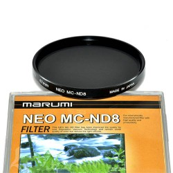 Kính lọc Marumi Neo MC-ND8X 62mm