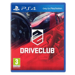 Đĩa game PS4 DriveClub Limited Edition