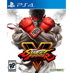 Đĩa game PS4 Street Fight V