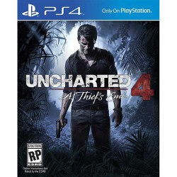 Đĩa game PS4 Uncharted 4