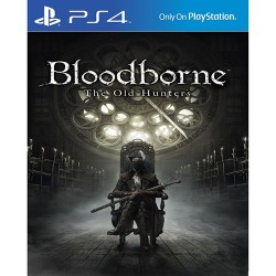 Đĩa game PS4 Bloodborne