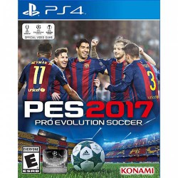 Đĩa game PS4 Winning Eleven (PES) 2017