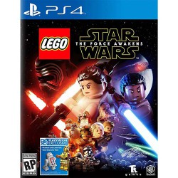 Đĩa game PS4 Lego Starwars : The Force Awakens