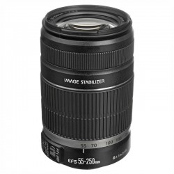 Canon EF-S 55-250mm f/4-5.6 IS II | Mới 99%