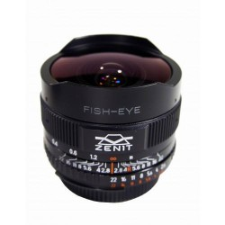 Zenitar 16mm F2.8 Fisheye For Nikon | Mới 90%