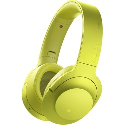 Tai nghe Sony MDR-100ABN Yellow