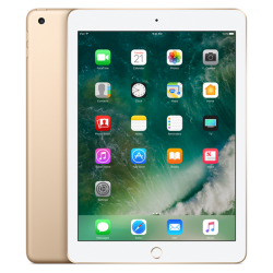 iPad 2017 Wifi + Cellular 128GB Gold