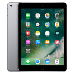 iPad 2017 Wifi + Cellular 128GB Space Gray