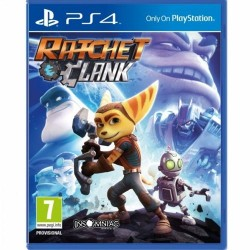 Đĩa game PS4 Ratchet and Clank