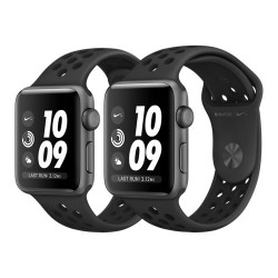 Apple Watch Nike + Series 3 42mm (MQL42)