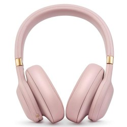 Tai nghe JBL E55BT Quincy Edition Dusty Rose