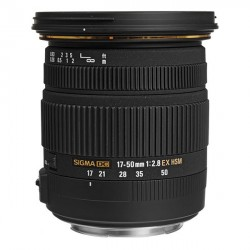 Sigma 17-50mm F2.8 for Canon  | Mới 90% | BH 09 tháng | Fullbox.