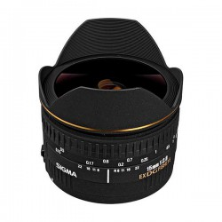Sigma 15mm F2.8 Fisheye