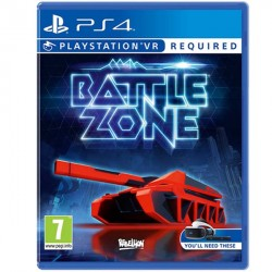 Đĩa Game PS4 Battle Zone