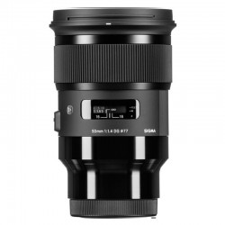 Sigma 50mm F1.4 Art For Sony E