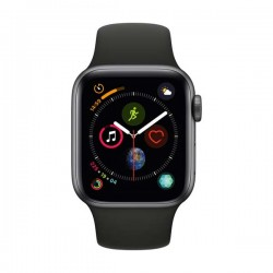 Apple Watch Series 4 (GPS, 40mm, Space Gray Aluminum)