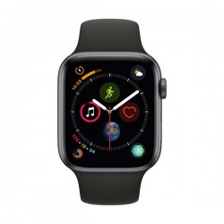 Apple Watch Series 4 (GPS, 44mm, Space Gray Aluminum)