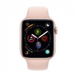 Apple Watch Series 4 (GPS, 44mm, Gold Aluminum)