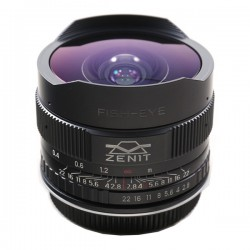 Zenitar 16mm f2.8 for Canon