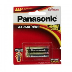 Pin Panasonic 3A