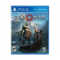Đĩa game PS4 God of War
