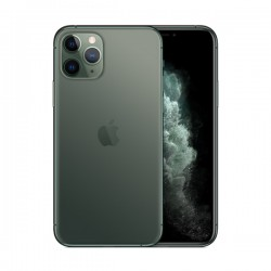 iPhone 11 Pro Max 64GB 2 SIM Midnight Green