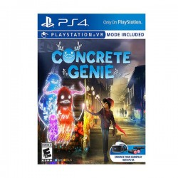 Đĩa Game PS4 Concrete Genie